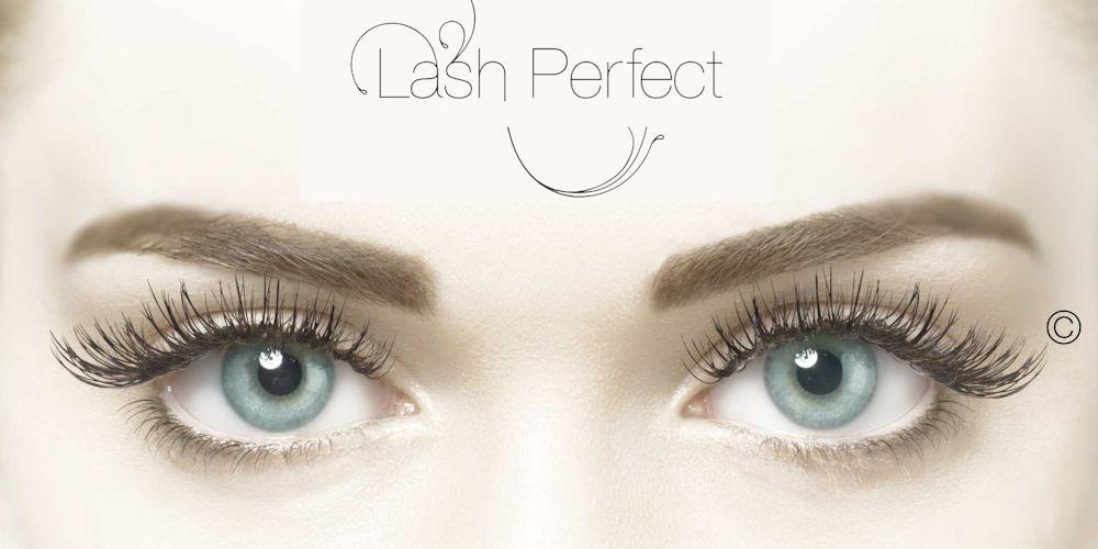 Lash Perfect eyelash extensions