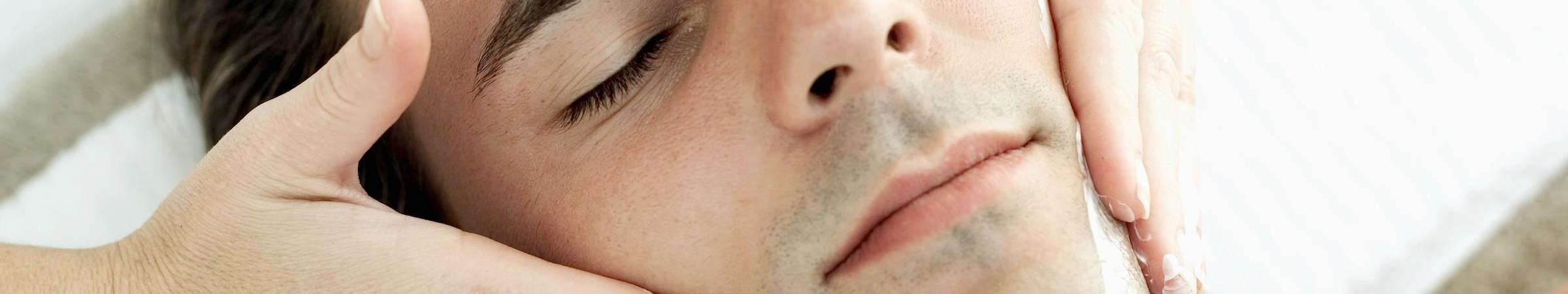 Male Massage Male waxing
